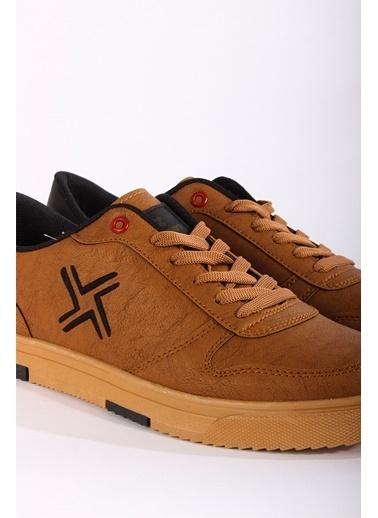 Rodrigo Erkek Taba Sneaker Ayakkabı Taba